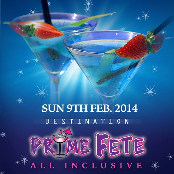 PRIME Fete All Inclusive 2014