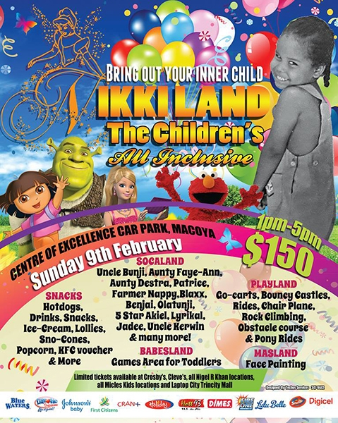 Nikkiland: The Children's All Inclusive 2014