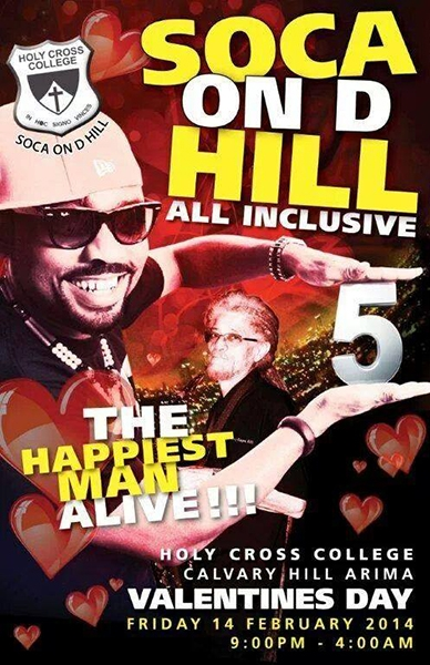 Soca On D Hill V