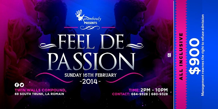 Feel De Passion