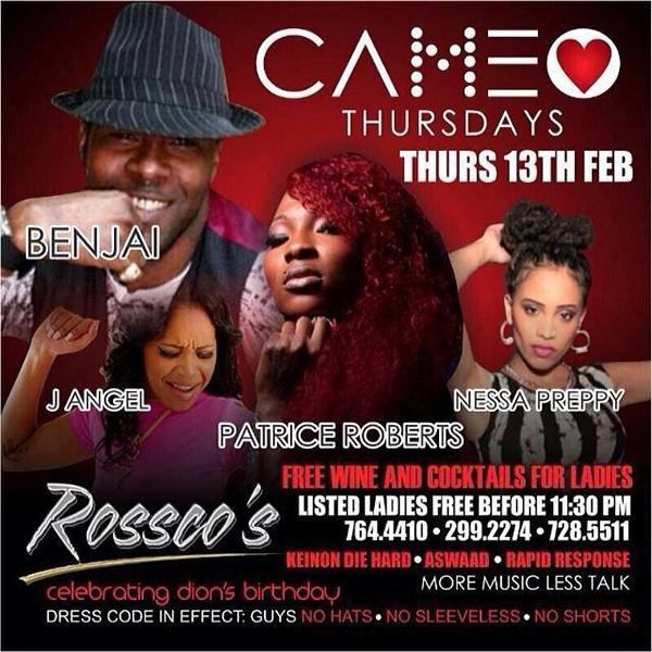 CAMEO Thursdays
