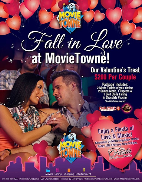 Fall In Love At MovieTowne