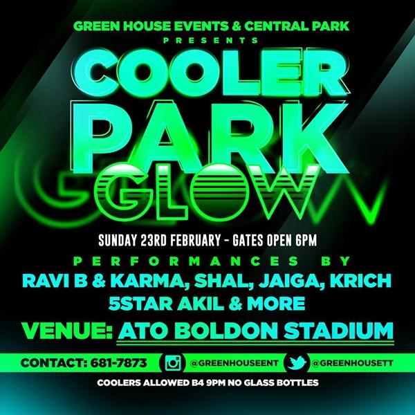 Cooler Park: Glow