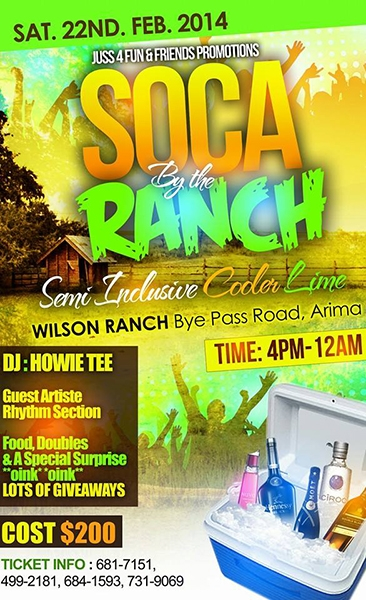 Soca By The Ranch