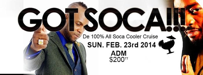 Got Soca!!!