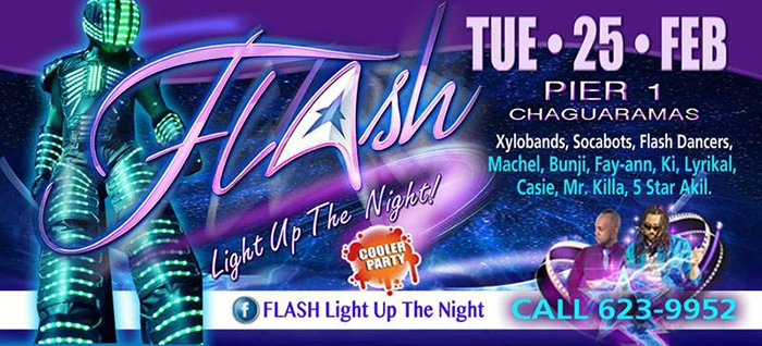 FLASH: Light Up The Night