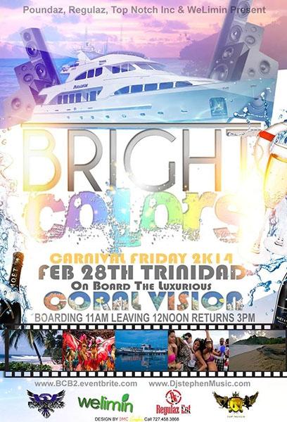 Bright Colours Boatride 2