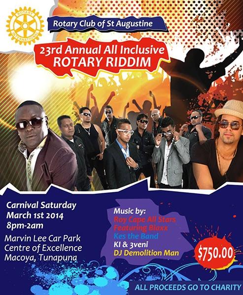 Rotary Riddim