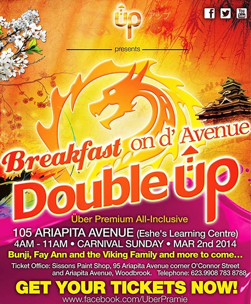 Breakfast on d'Avenue - Double ÜP