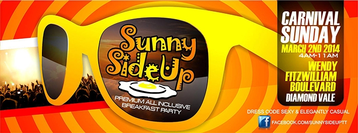 Sunny Side Up Premium Breakfast Party 2014