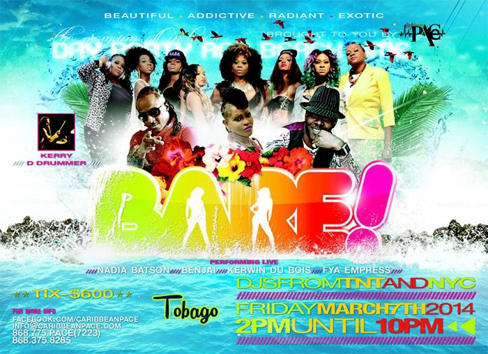 Bare Tobago After Carnival All Inclusive