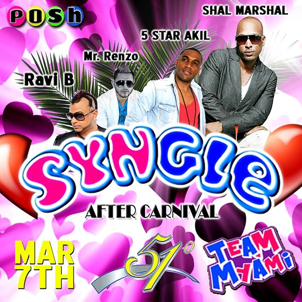 Syngle After Carnival