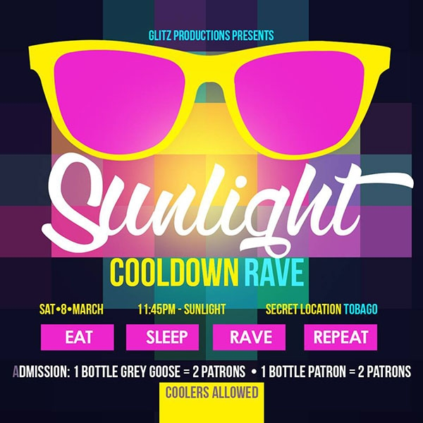 Sunlight: Cool Down Rave