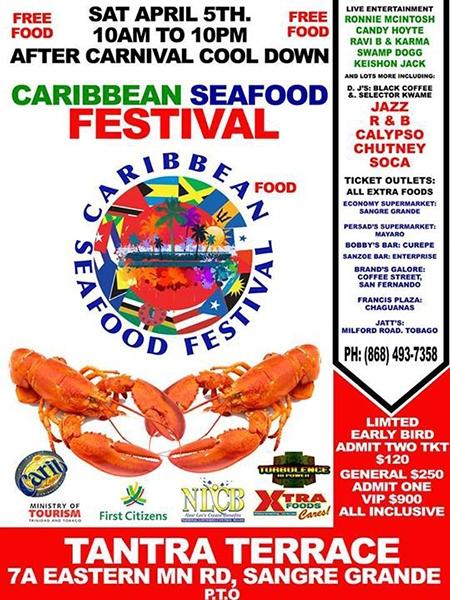 Caribbean Seafood Festival 2014
