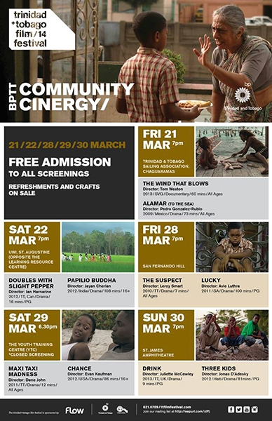 TTFF Community Cinergy Series