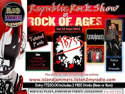 Republic Rock Show