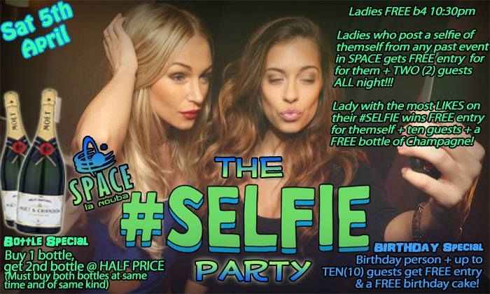The #Selfie Party