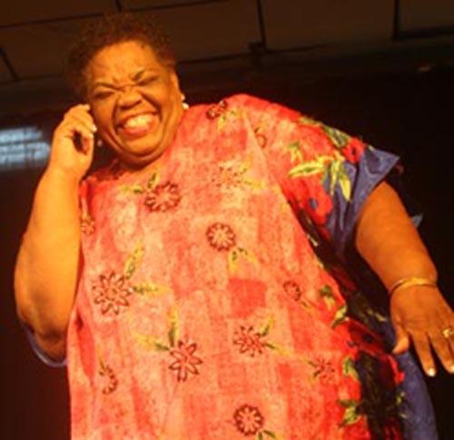 Shirley King aka Beulah