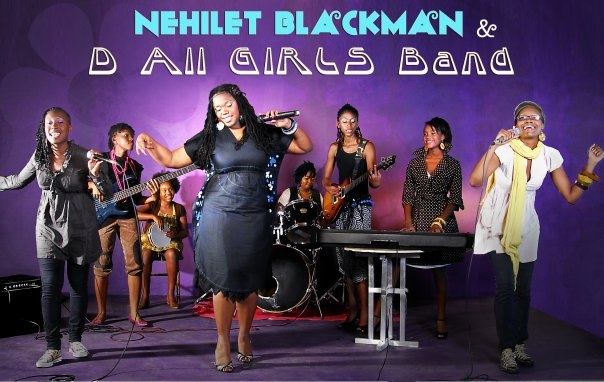 Nehilet Blackman & D' All Girls Band
