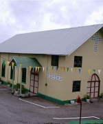 St James The Just Anglican Church